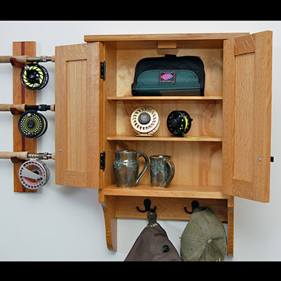 More Storage For Fly Fishing Gear